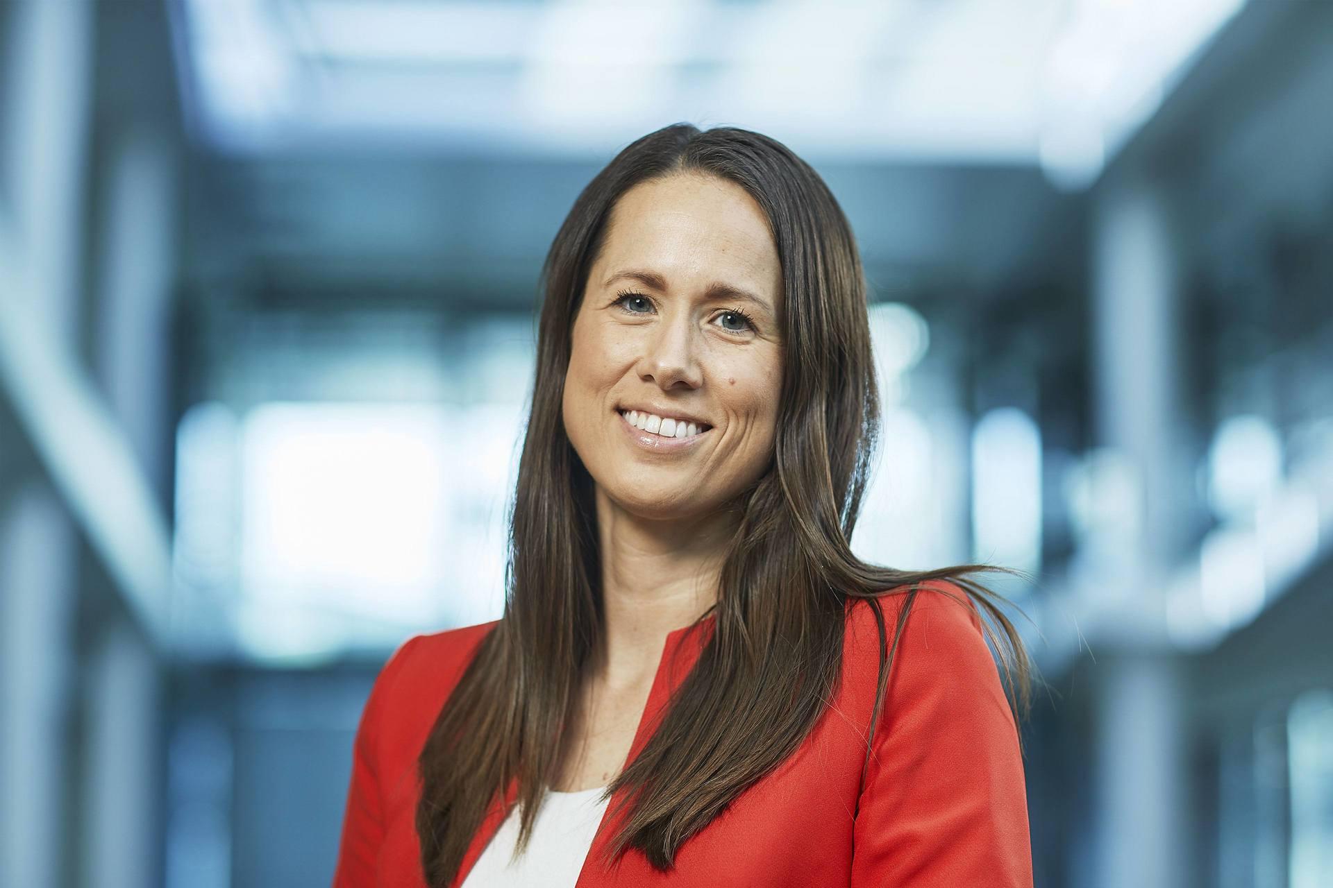Hanne Kverneland Nebo, revisjonspartner og kontorleder i Ernst & Young Drammen.